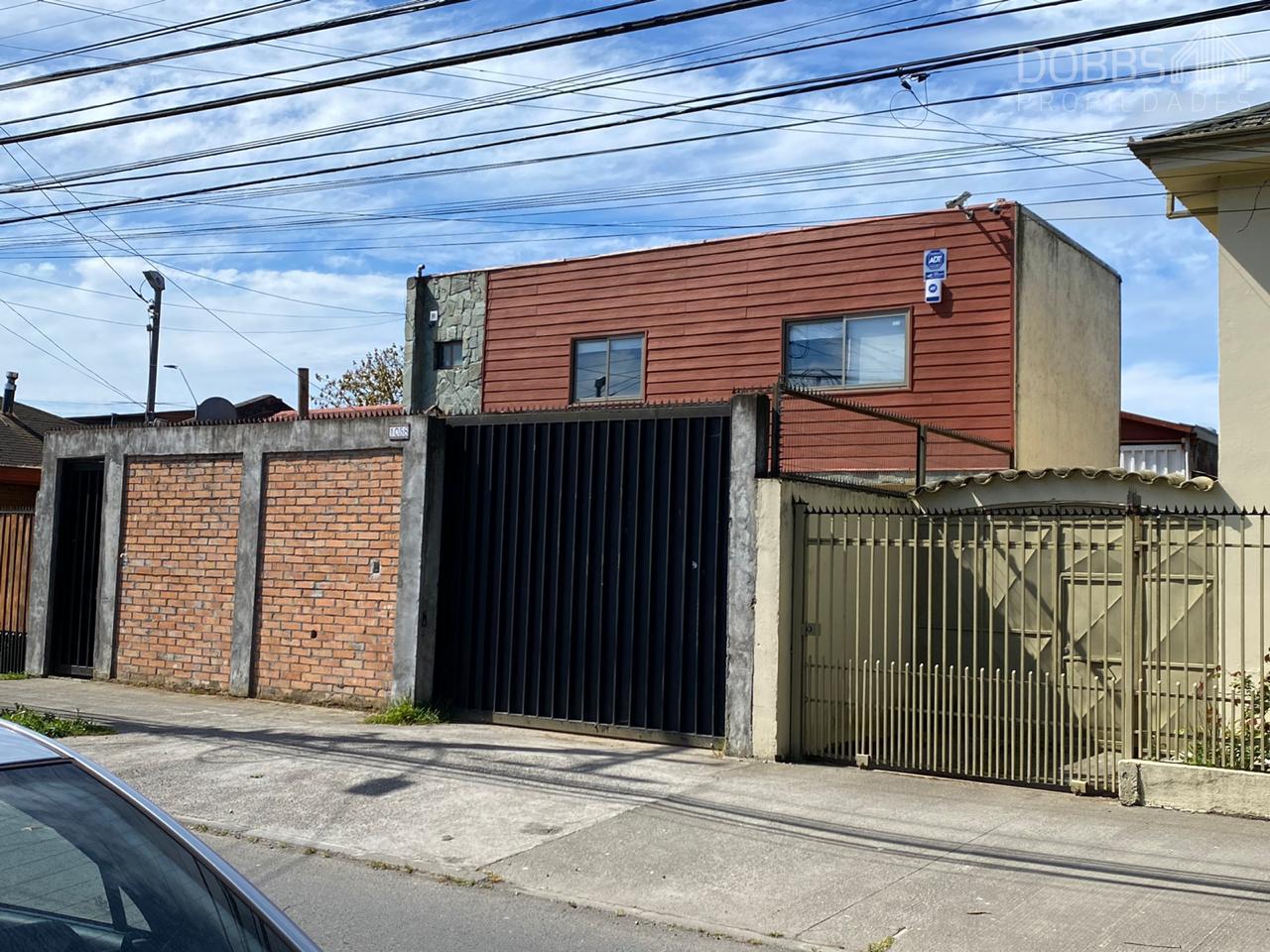 Oficina y galpón en el centro de Concepción